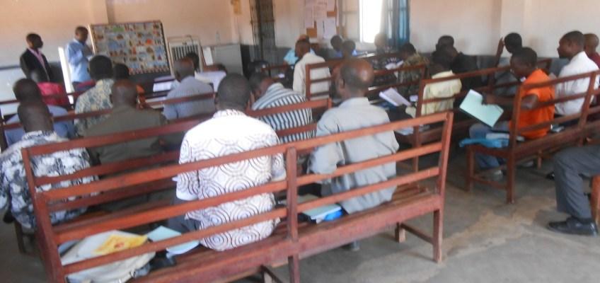 Training in Africa