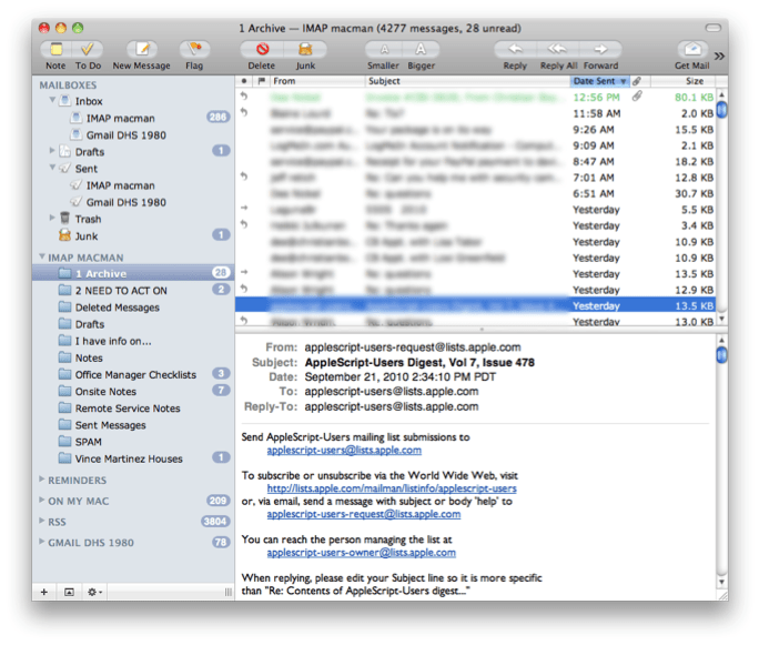 Time-Saving Mail Shortcut - Mac & iPhone Answers, by Christian Boyce