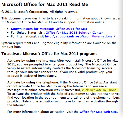 Office 2011: Don't Bother - Mac & iPhone Answers, by