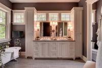 Custom Bathroom Cabinets MN
