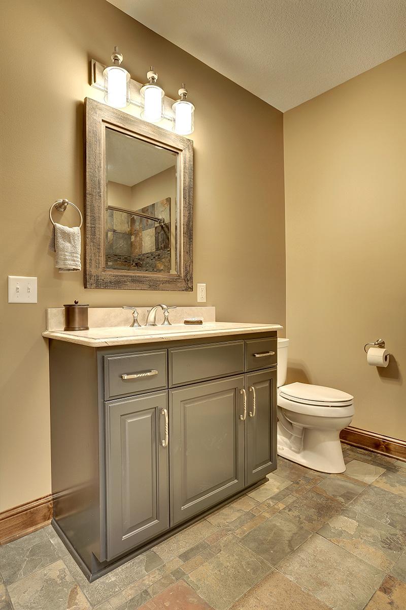 Custom Bathroom Cabinets MN  Custom Bathroom Vanity