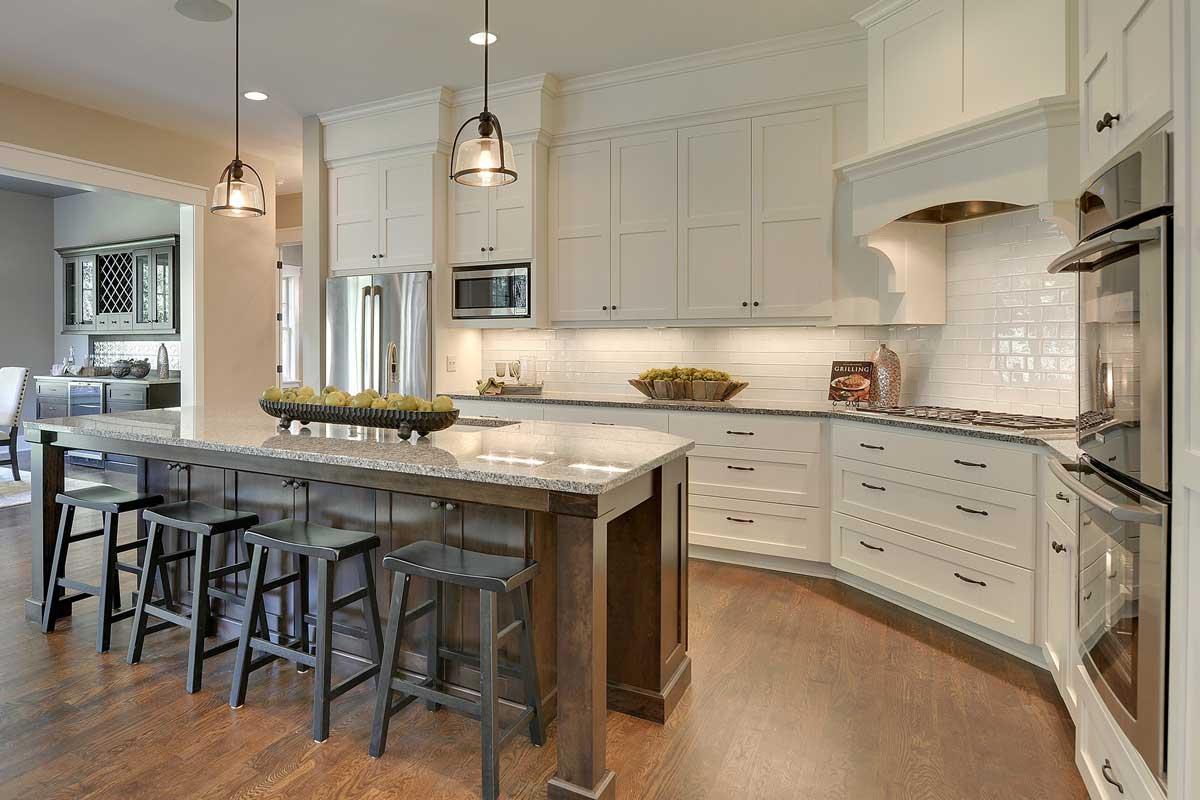 Custom Kitchen Cabinets  New Kitchen Cabinets MN