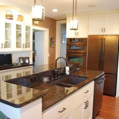 Custom Kitchen Cabinet Tile For Backsplash Design Ideas