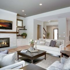 Apple Valley Kitchen Cabinets Counter Lights Living & Dining Room | Custom Cabinet Builders Mn