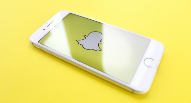 Snapchat in trouble