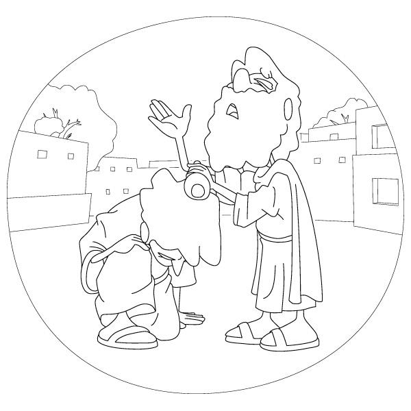 Christian clipArts.net _ Samuel anoints Saul
