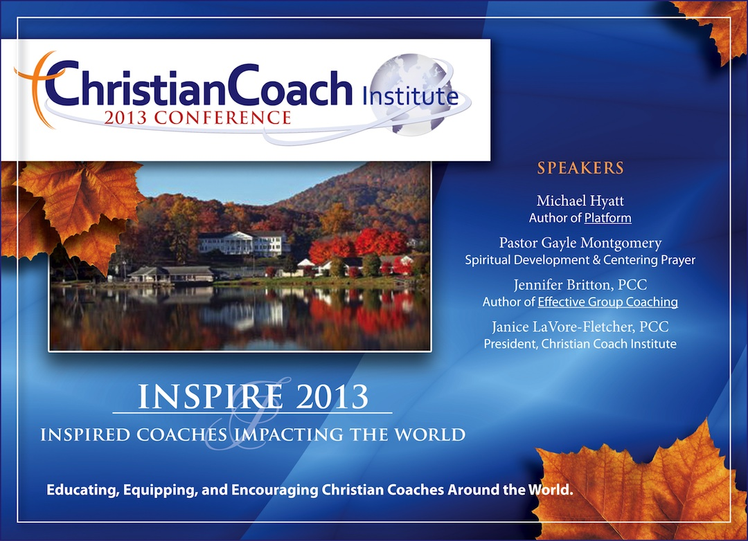 Christian Coaching Conference Inspire