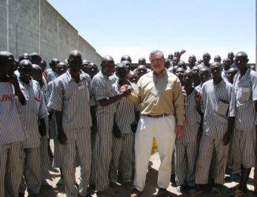 Prison. Pastor Bill Kenya Prison