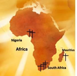 Africa Crosses
