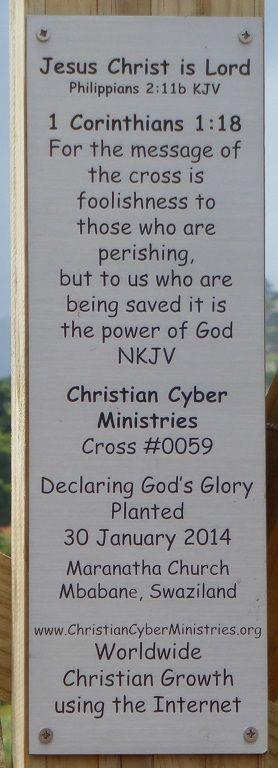 Cross 0059 Mbabane Swaziland WEB 21