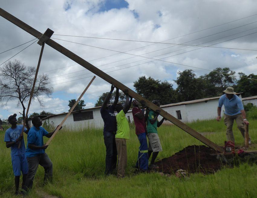 Cross. 0106 Bethel Church, Netherburn, Zimbabwe 2.8.17 039