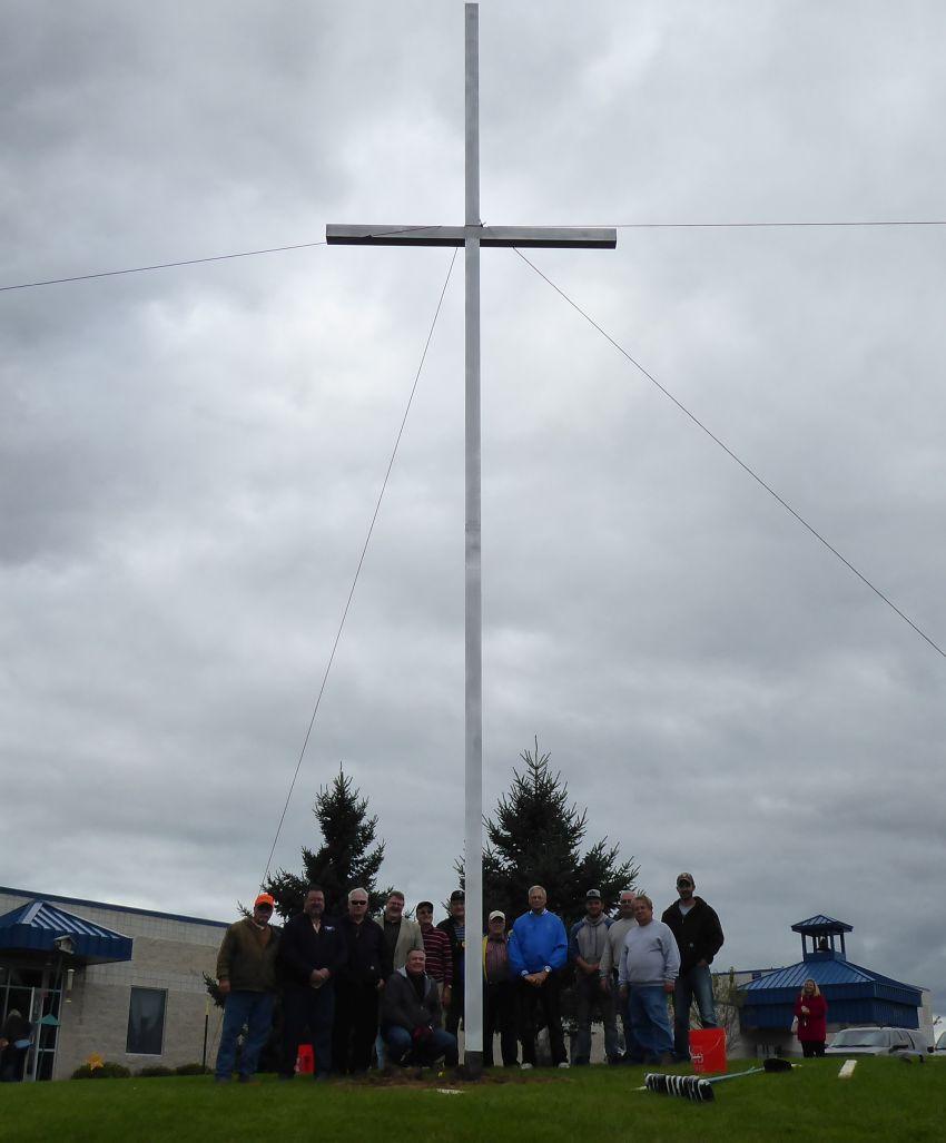 Cross. 0122 CCS 13