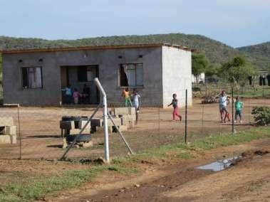 Village children at play