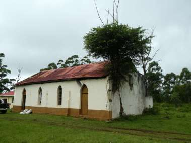 Old Church Building from the 1800's