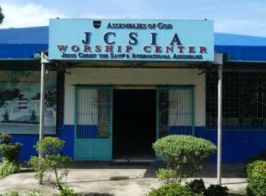 JSCIA Worship Center