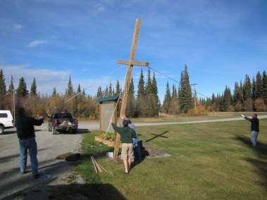 WOOD 0015 Kenny Lake, Alaska