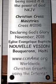 Declaring Gods Glory Over Haiti