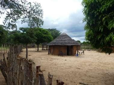 Traditional Village Hut
