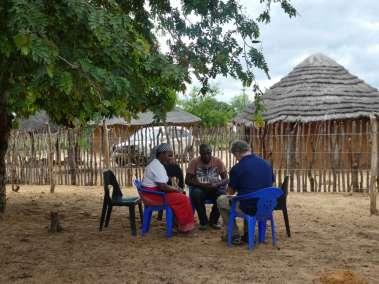 Interviewing Pastors
