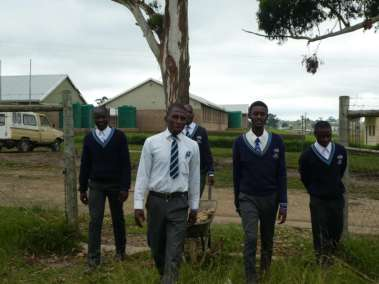 Local Public School Excuses Volunteers For Cross Planting