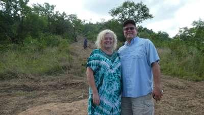 Janine and Ian Maxwell