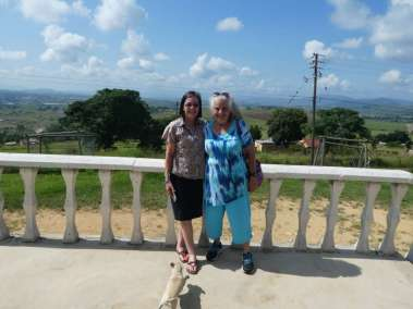 Elizabeth and Pastor Carol
