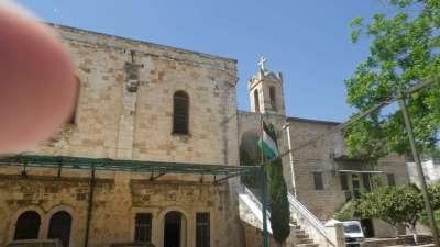 Church Court Yard