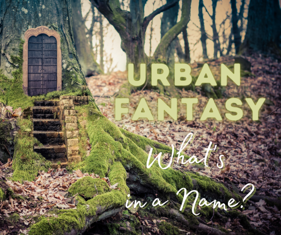 whats in a name urban fantasy