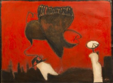 2003 - La colombe de la guerre