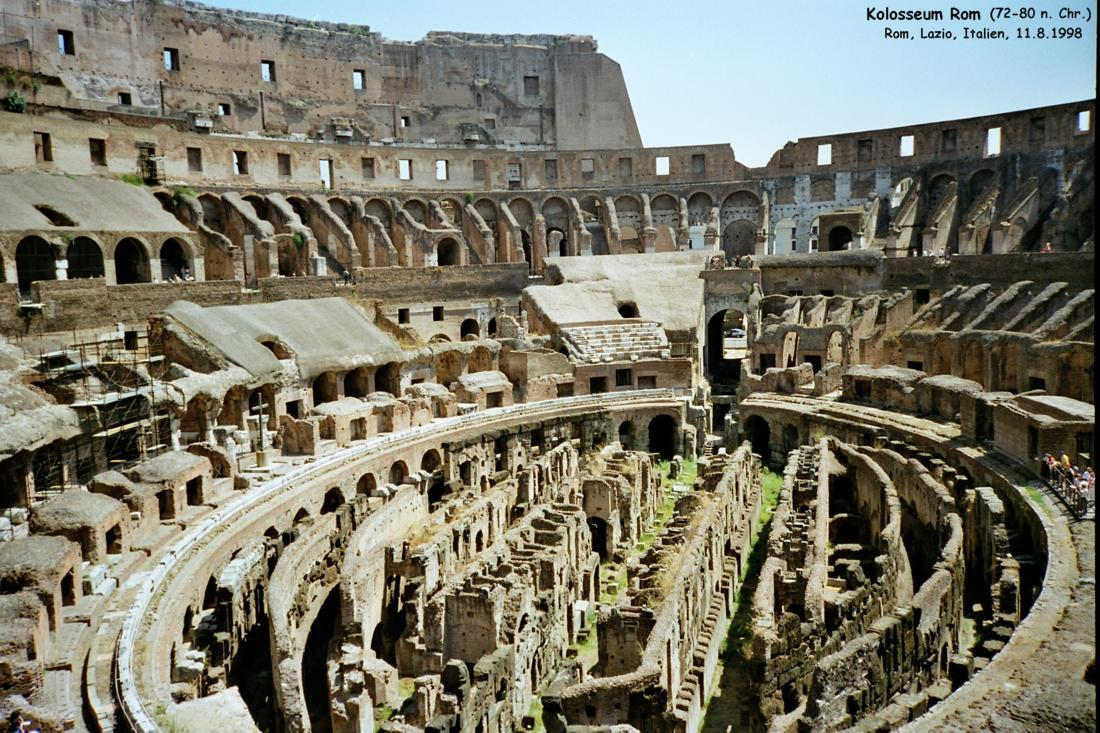 In Italien BrindisiRomAssisiVenedigDolomiten auf