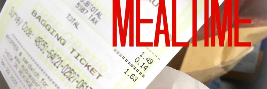 5 Ways to Save Money when You're Out over Mealtime