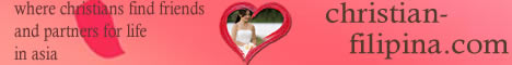 Christian Filipina Asian Ladies Dating 468x60 banner
