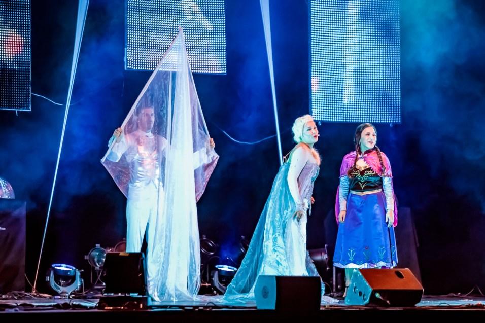 Die Nacht der Musicals - Kathy Savannah Krause als Elsa