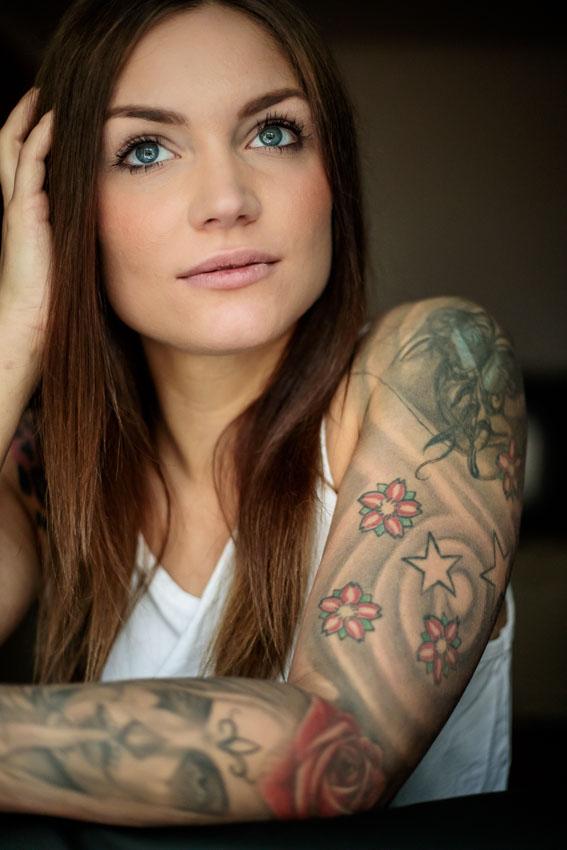 Fotoshooting Tattoo Hamburg