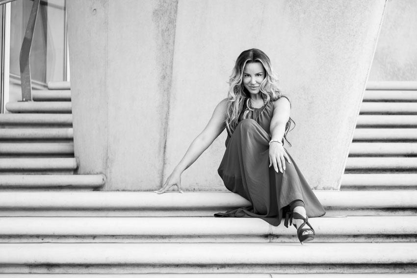 Schauspieler Fotos Hamburg - Kathy Savannah Krause
