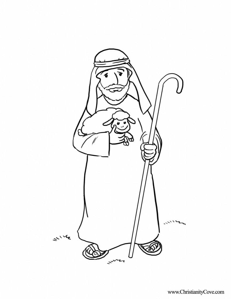 Bible Printables: Coloring Pages For Sunday School