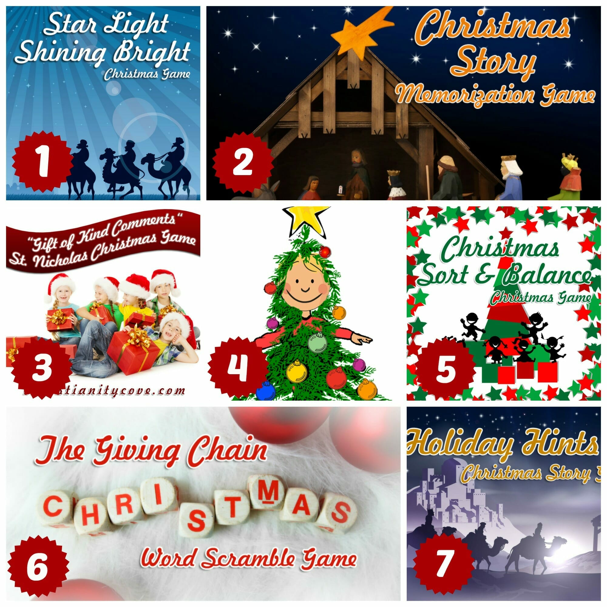 21 Christmas Bible Activities For Kids