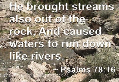 psalm 78_16