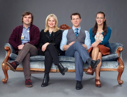 Left to right: Norman, Shane, Oliver and Rita