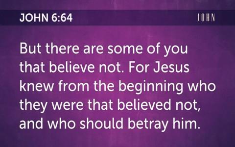 so that ye believe