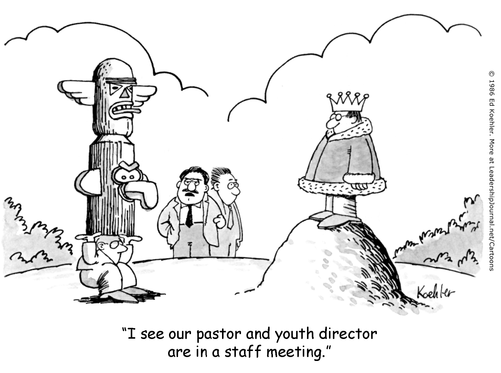 Pastor and Youth Pastor Relationships  CT Pastors