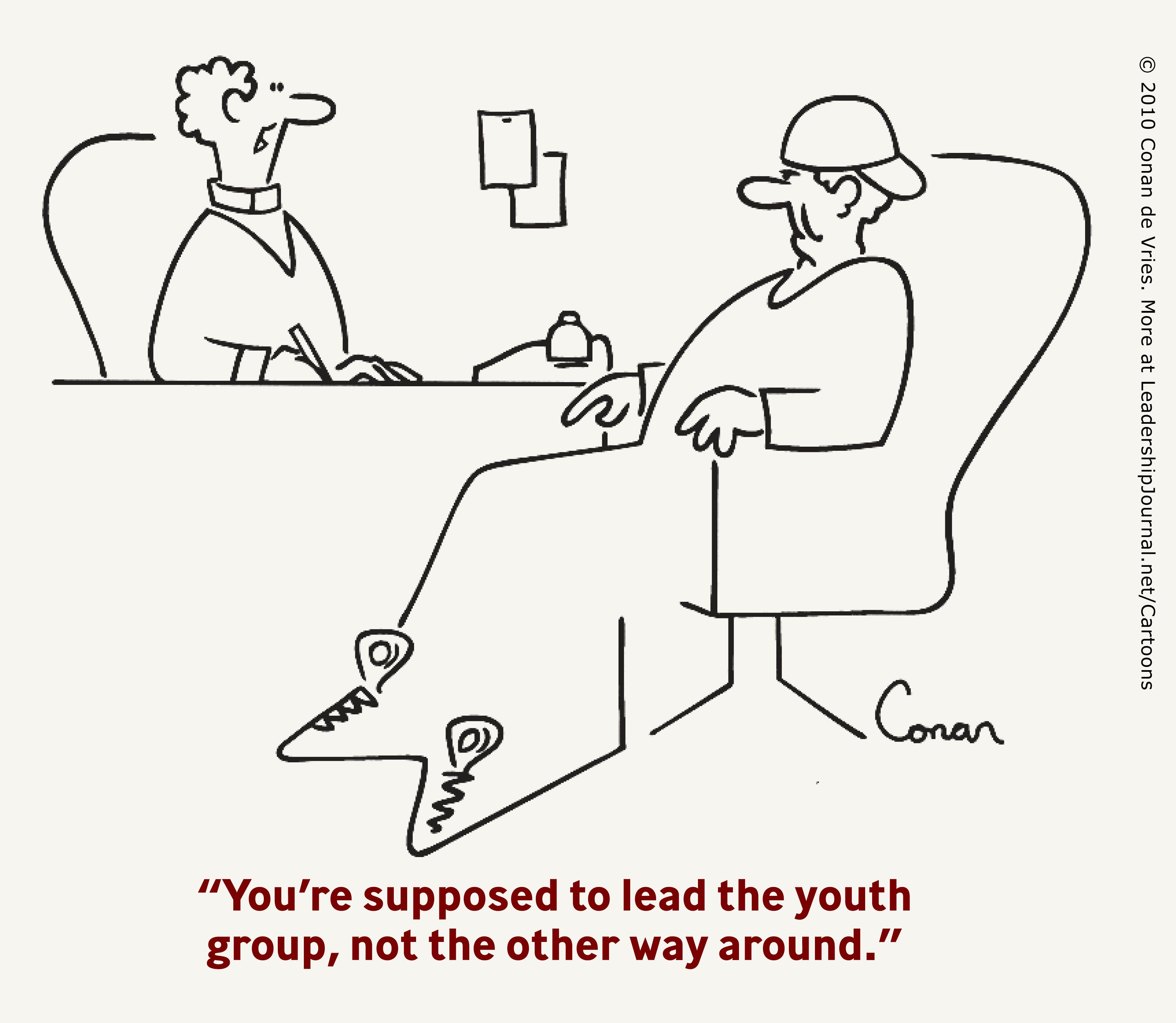 Christian Humor Cartoons