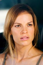 Hilary Swank as Katherine Winter
