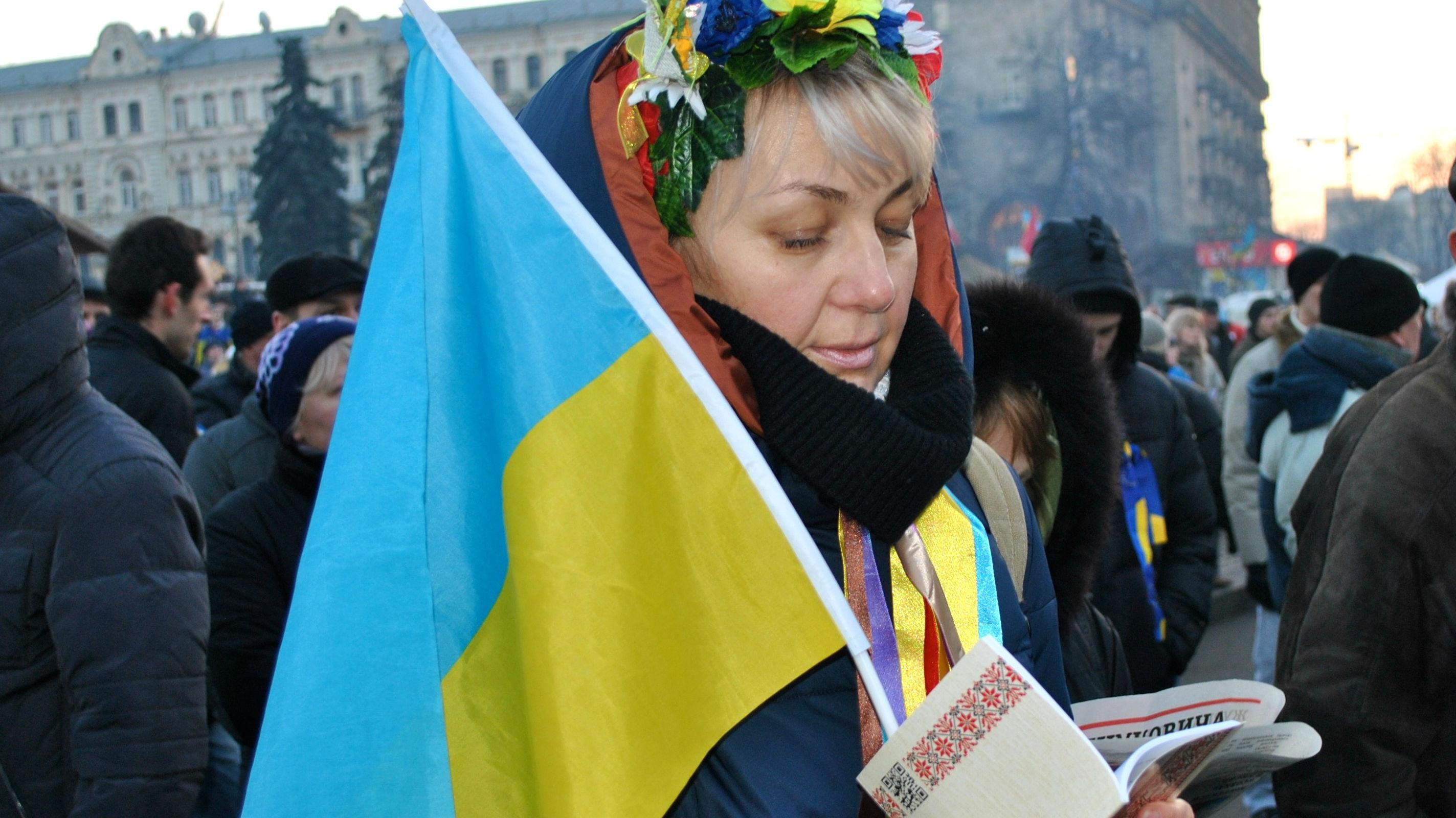 Ukraine Names Baptist Pastor as Acting President