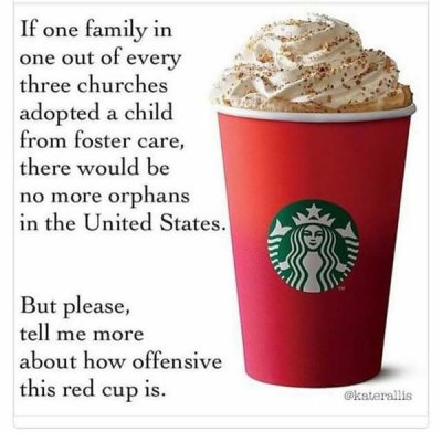 i had no idea christians could get so stupid well i did but i just hated to see the latest outrage starbucks released their new holiday cups recently - Starbucks Merry Christmas