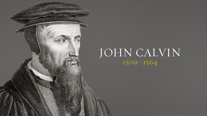 Image result for John Calvin