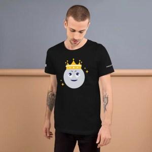 Divine Emoji Christian Podcast T Shirt