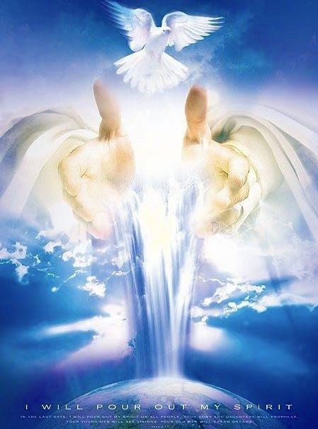 Outpouring-HolySpirit