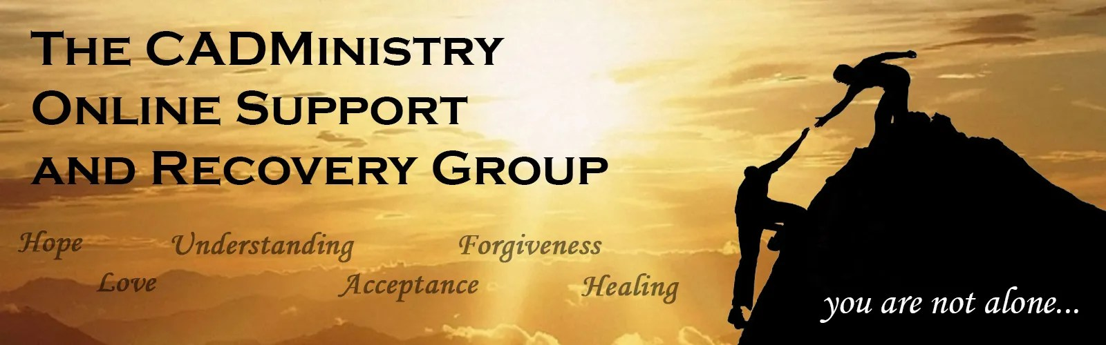 CADMinistry Support Group