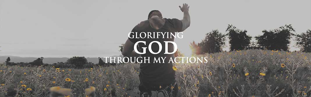 Glorifying God with Prayer